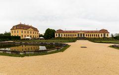 Barockgarten Großsedlitz  (4) - Friedrichschlösschen & Obere Orangerie
