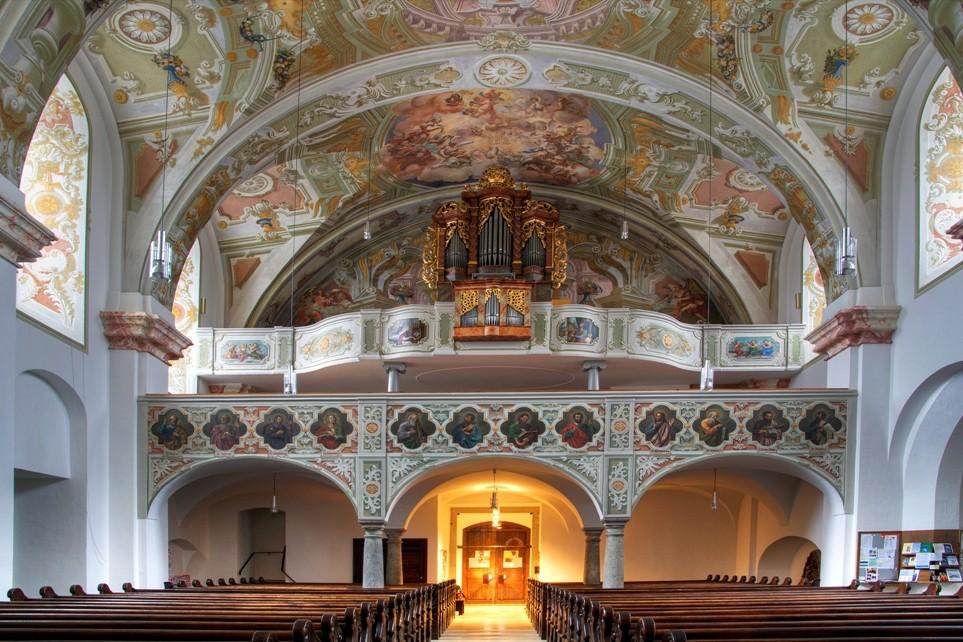 Barockkirche Hartkirchen 1