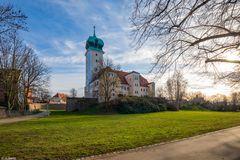 Barockschloss Delitzsch (1)