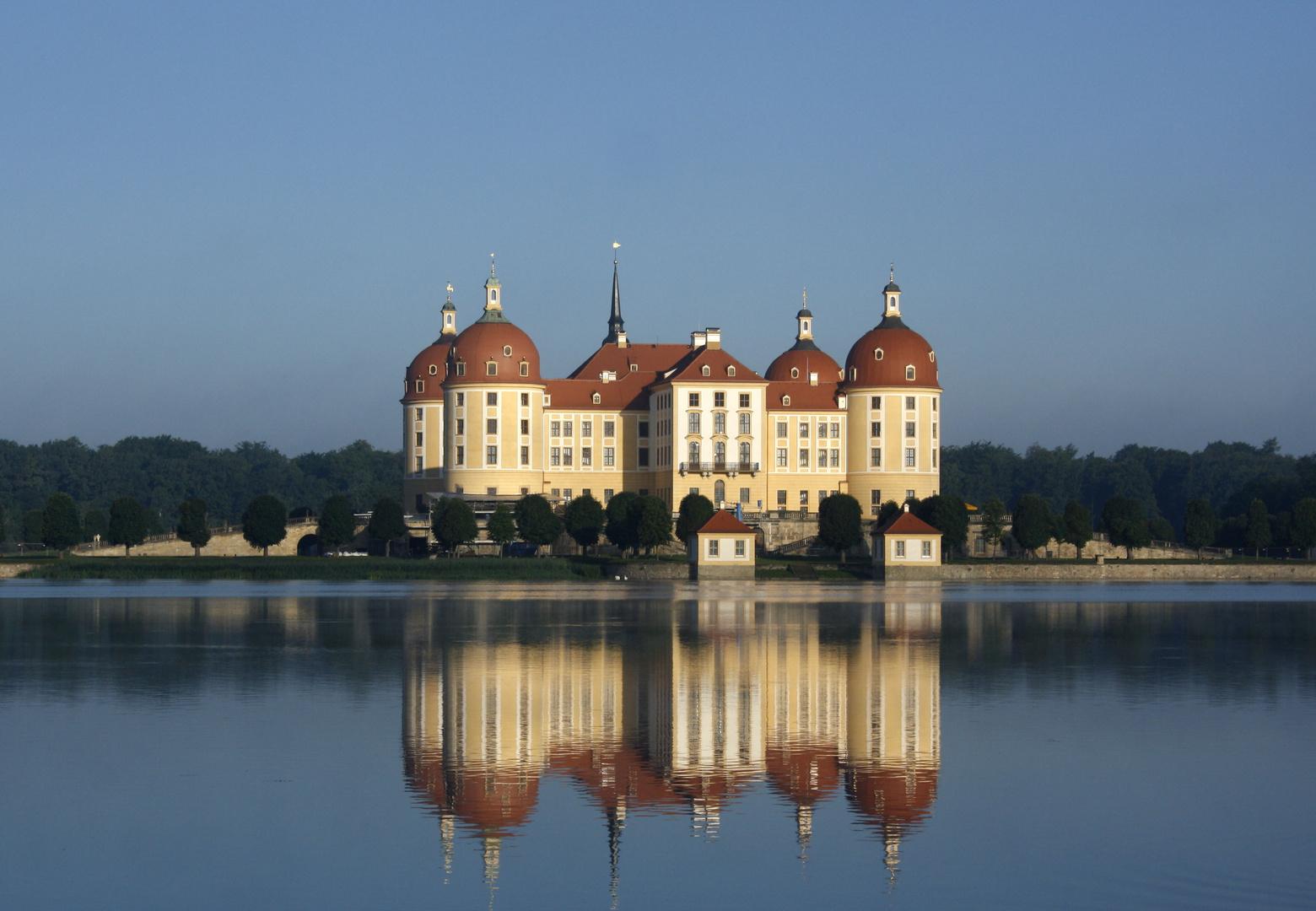 Barockschloß Moritzburg