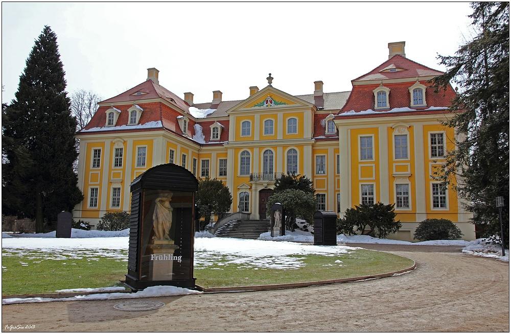* Barockschloss Rammenau *