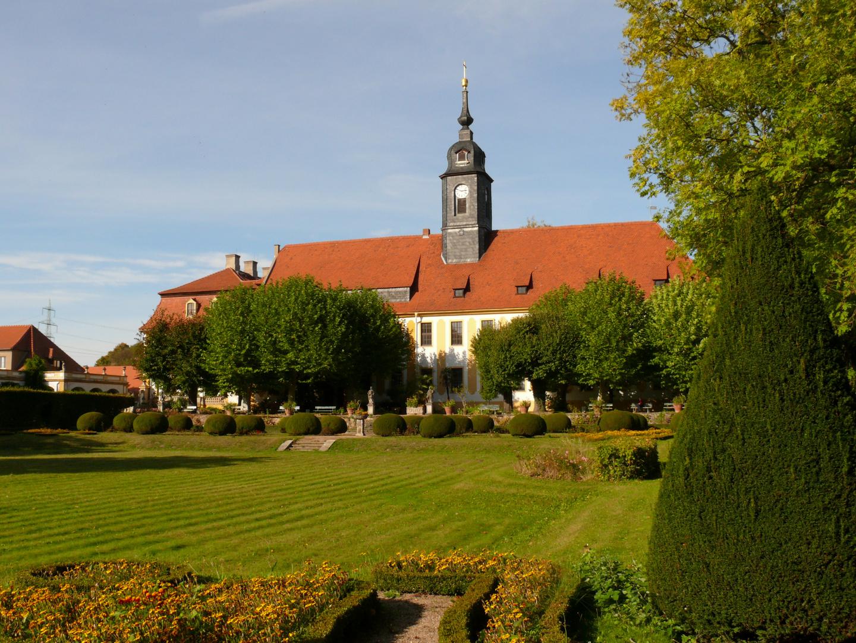 Barockschloss Seußlitz