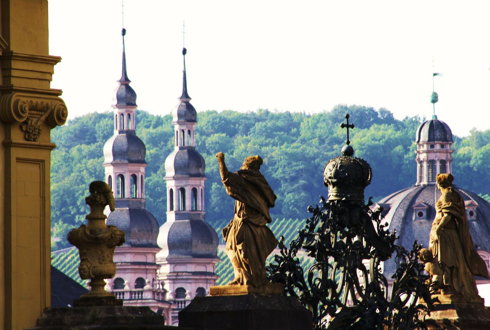 Barockstadt Würzburg
