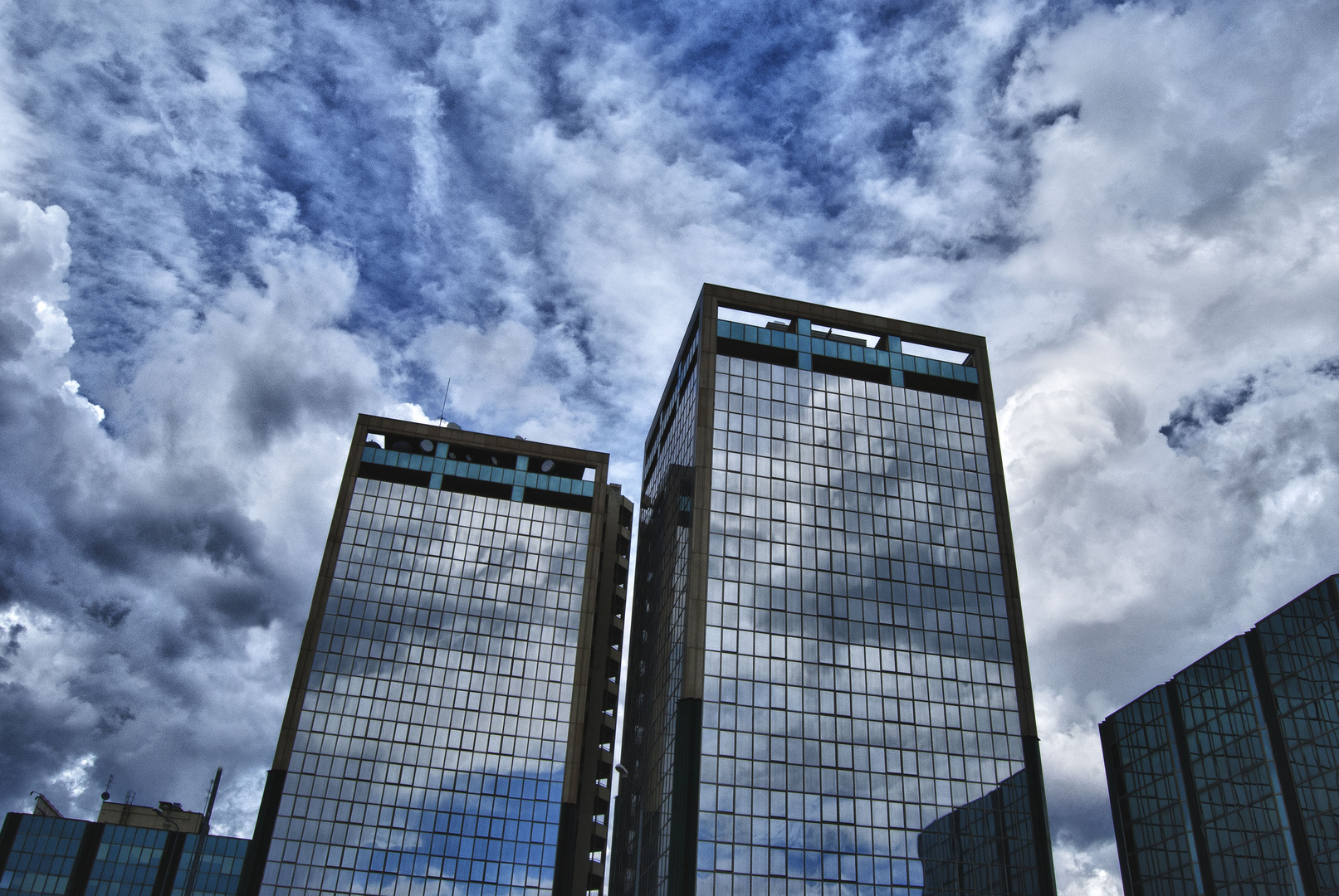 Barona Twin Towers