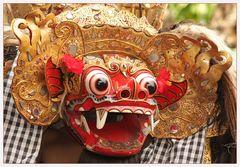 Barong auf Bali