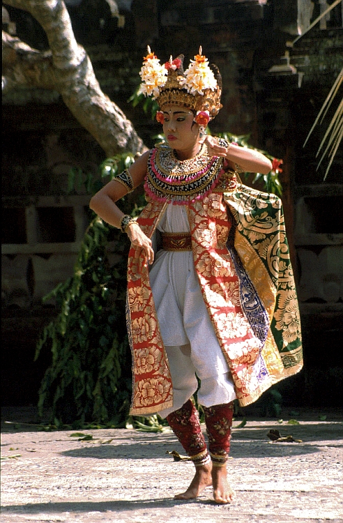 Barong-Tanz auf Bali