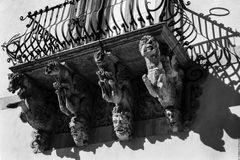 Baroque in Sicily_Details / 9