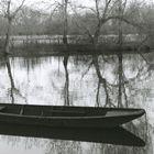 Barque abandonnée