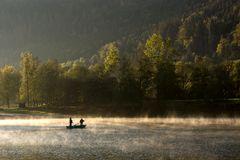 Barque de brume