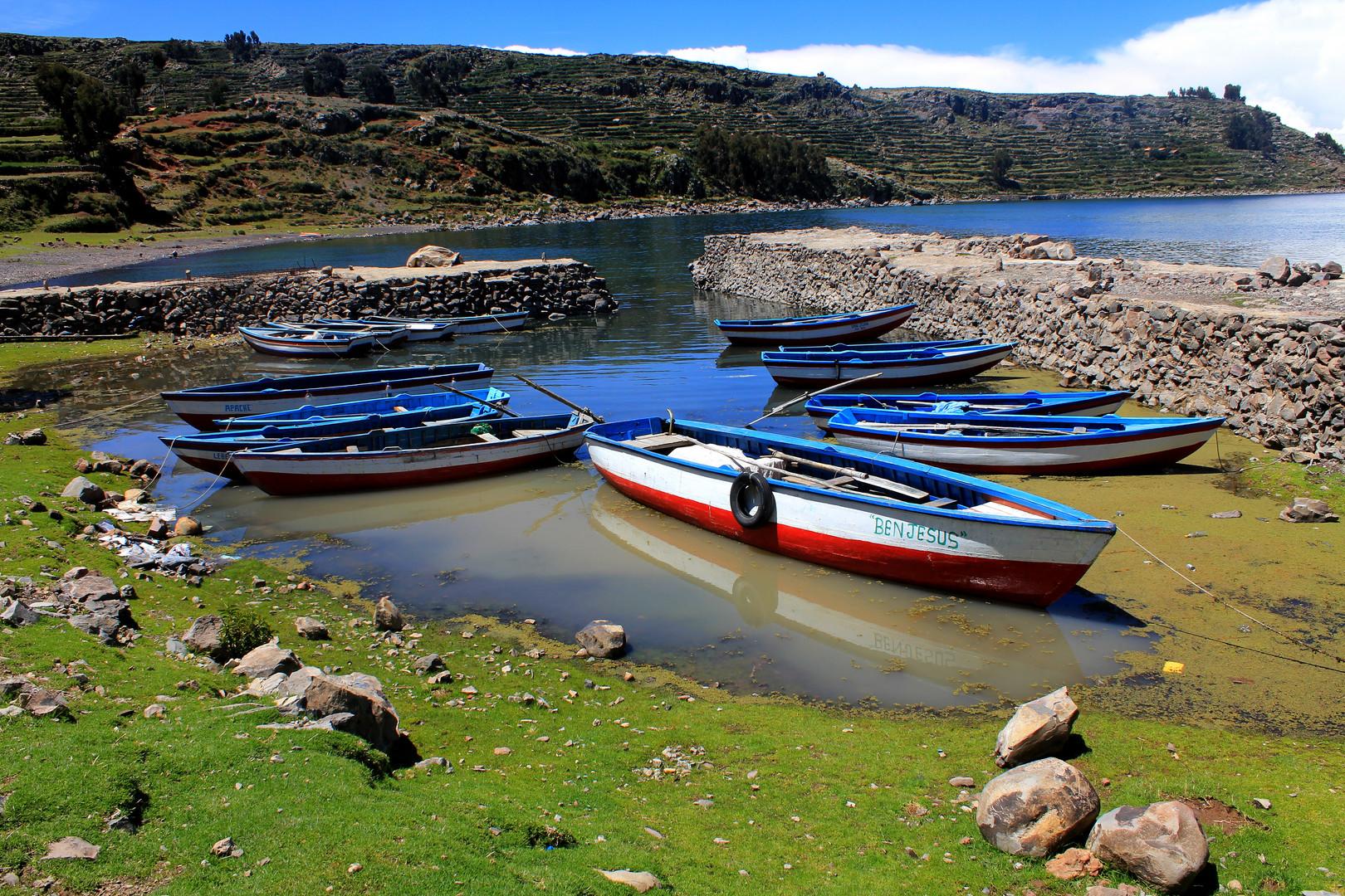 Barques perdues