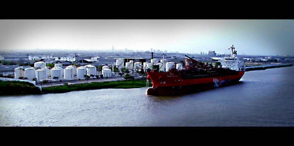 Barranquilla - El puerto