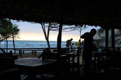 Barredores en la Playa