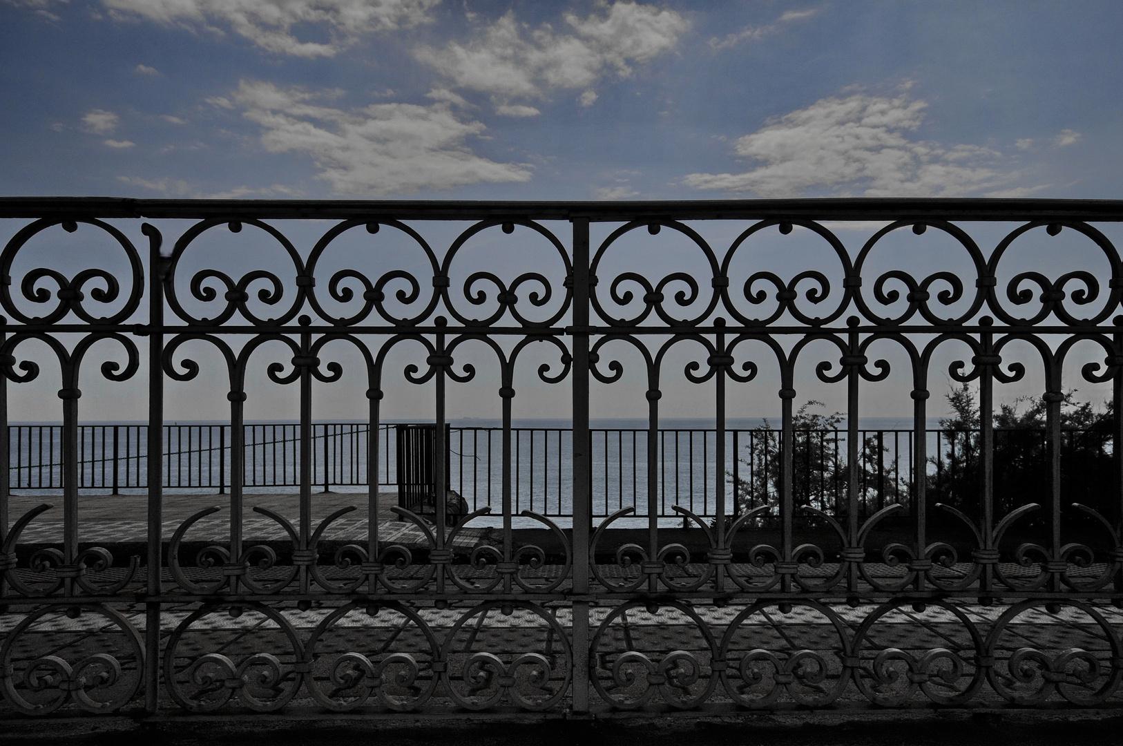 barrieren.......