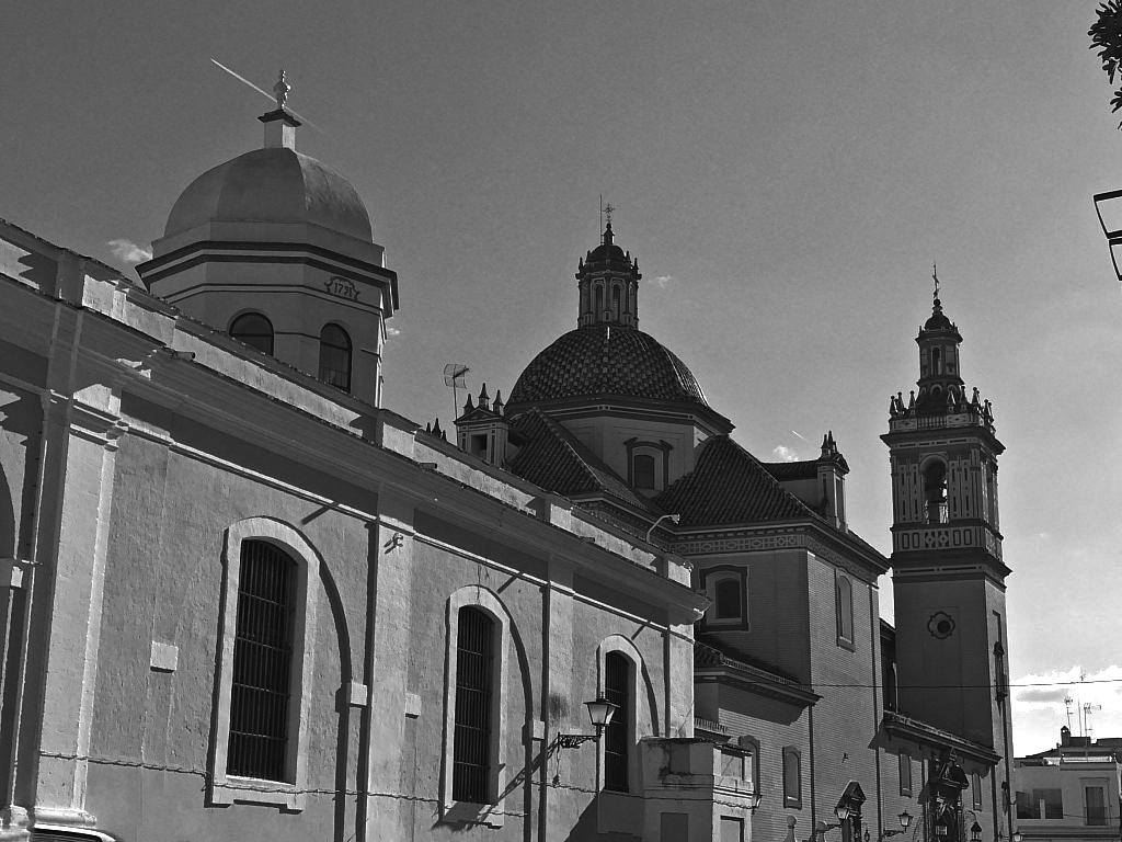 Barrio de los toreros Iglesia de San Bernardo de Sevilla