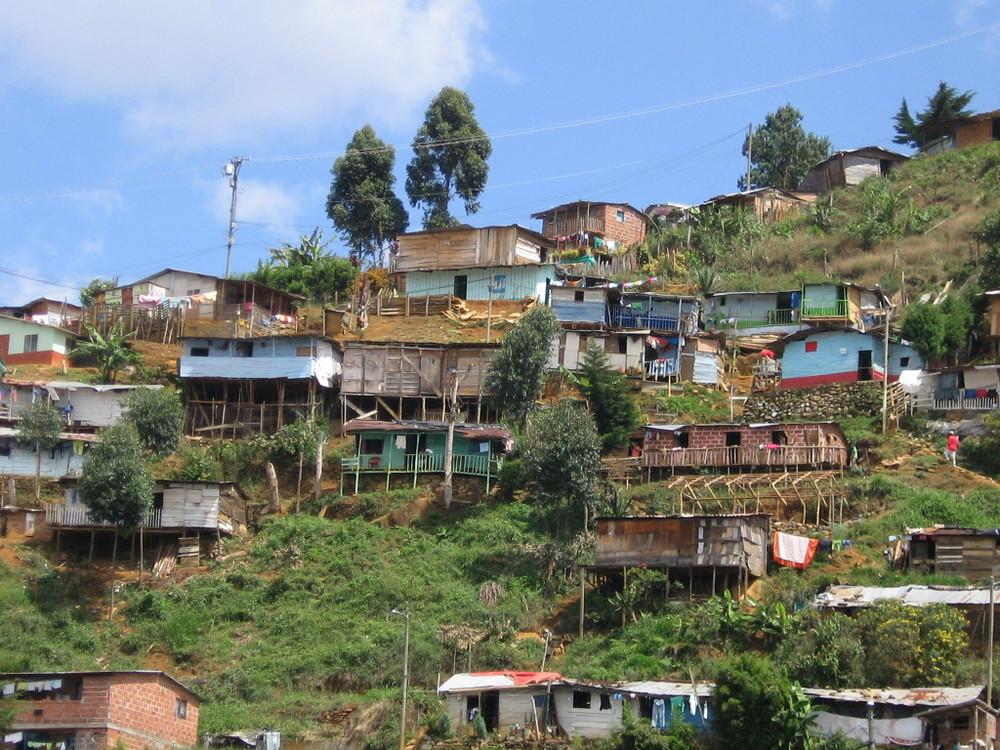 Barrio Santo Domingo (Medellin)
