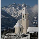 Bartholomäberg im Winter
