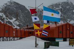 Base Orcadas/ Argentinien II