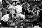 Baseball Beaning.