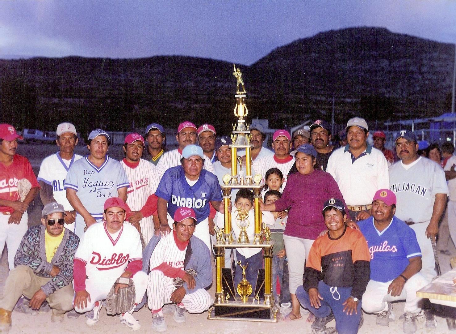 Baseball en Atenayuca