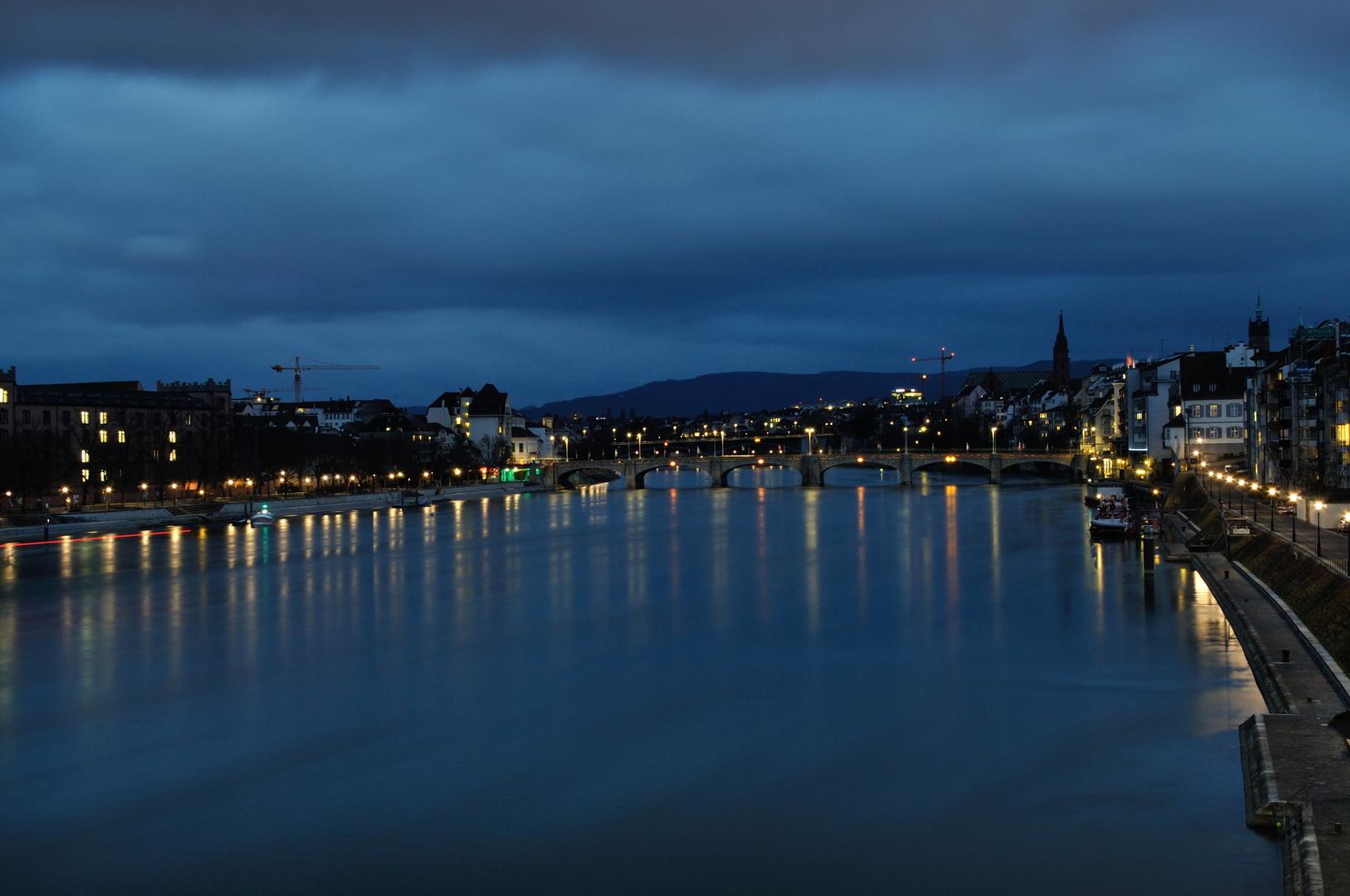 Basel City, alles isch bleu