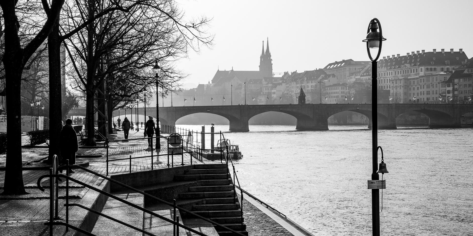 Basel im Januar