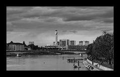 Basel im Spätherbst