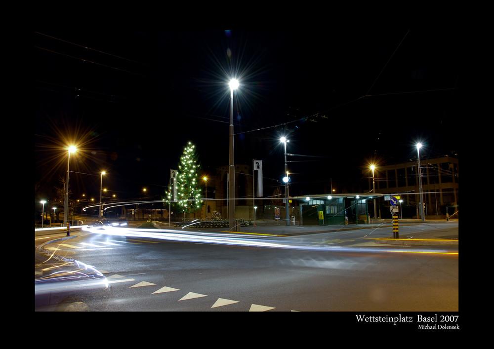 Basel Wettsteinplatz