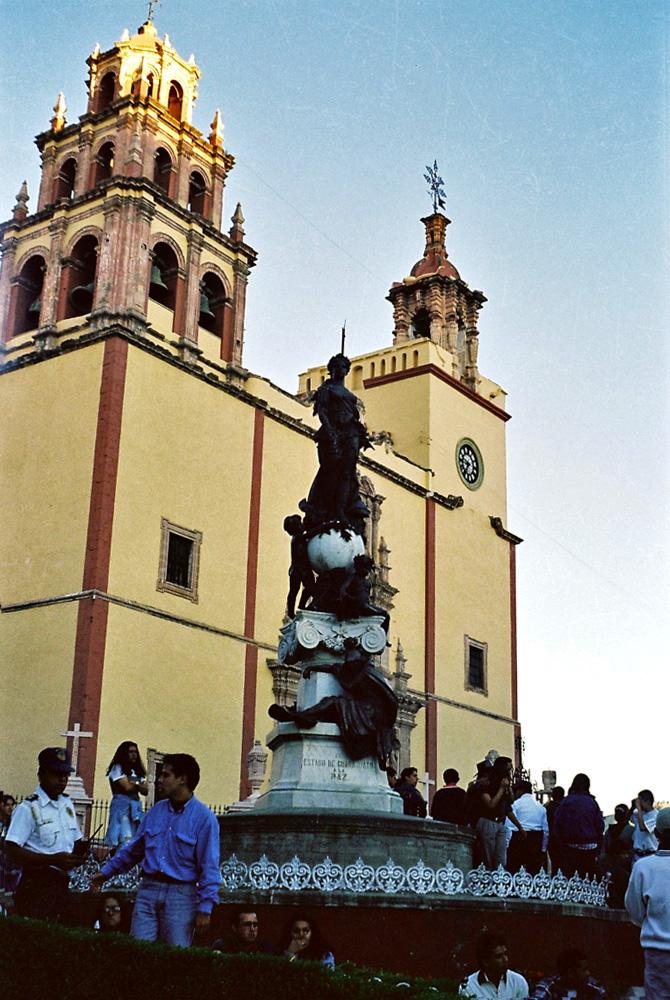 Basílica de Guanajuato