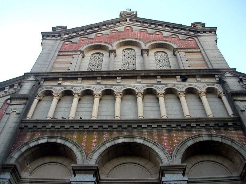 Basilica del Sagrado Corazon, La Plata, Argentina