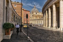 Basilica-di-San-Pietro - Roma - Vatican