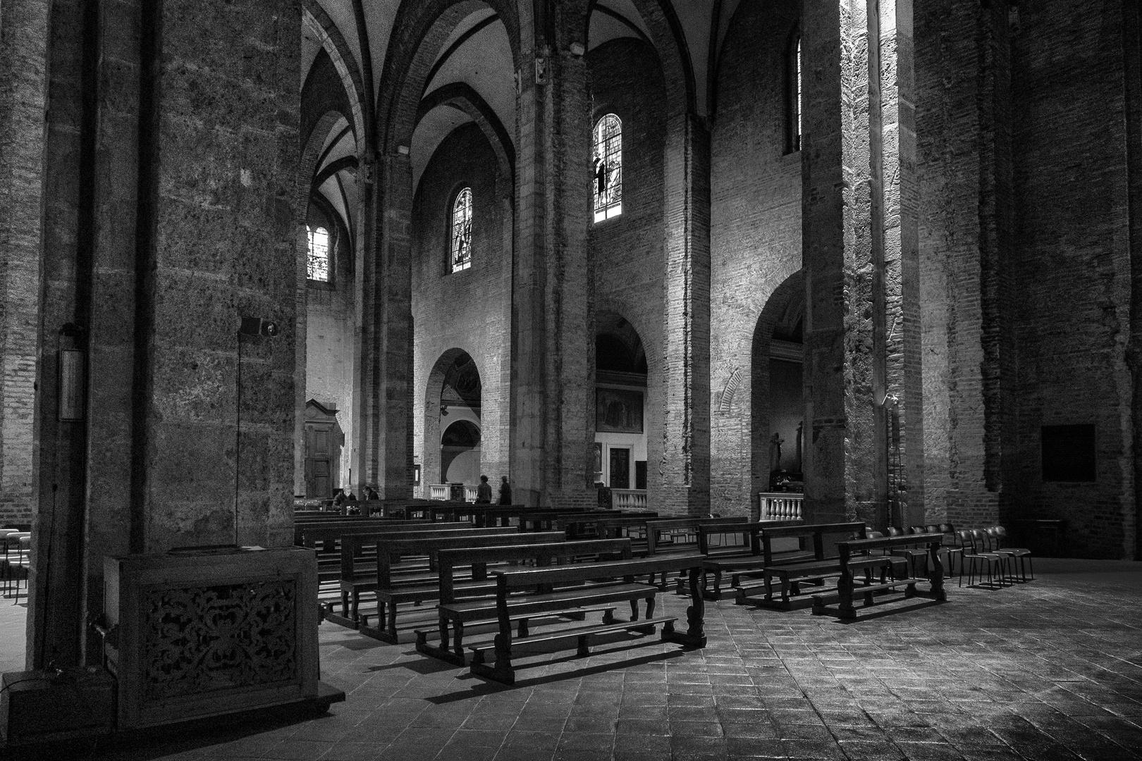 Basilica di San Simpliciano, Milano