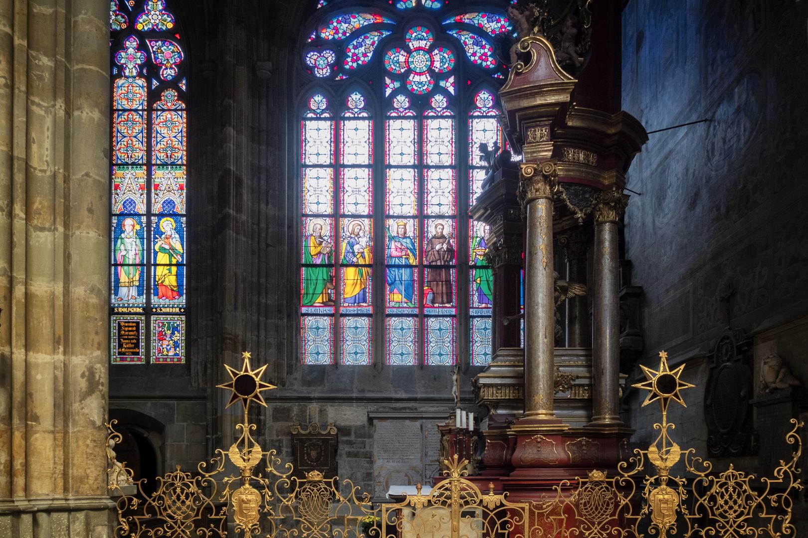 Basilica di San Vito, Praga