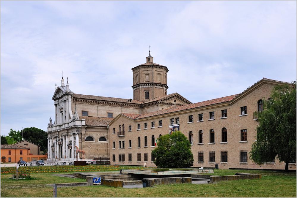 Basilica di Santa Maria in Porto (Reload)
