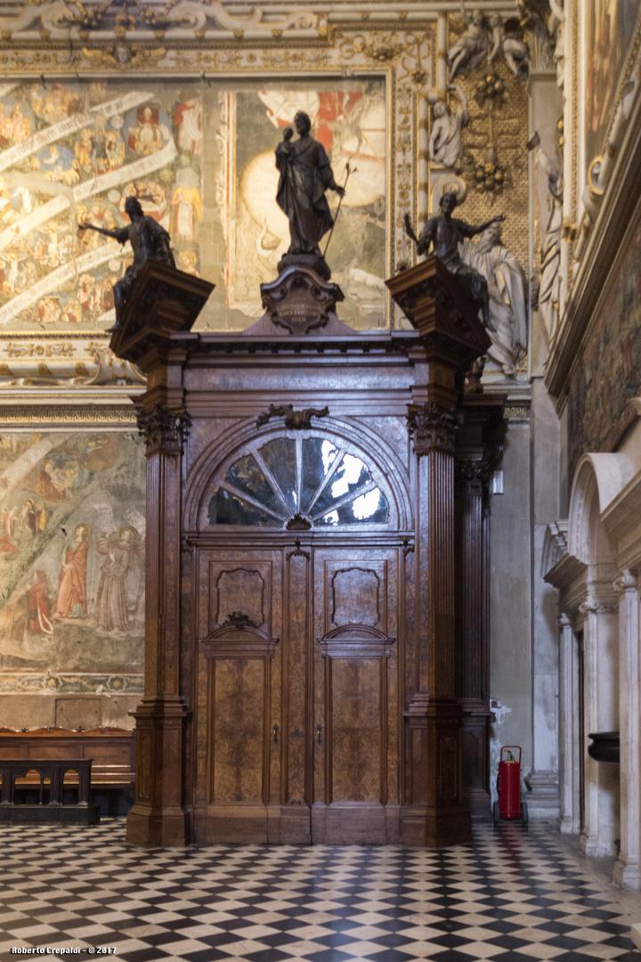 Basilica di Santa Maria Maggiore, Bergamo alta