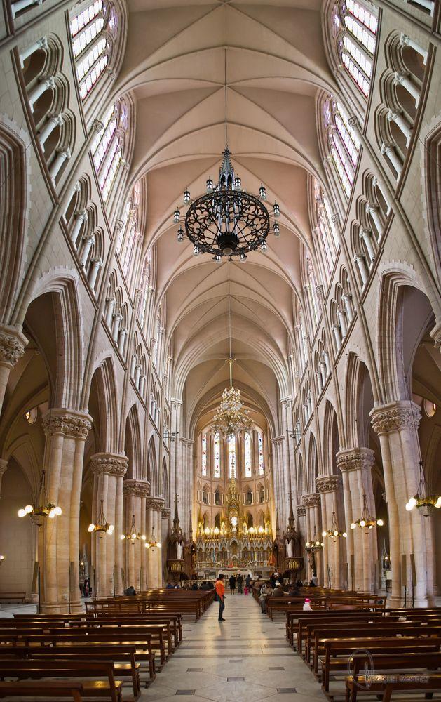 Basílica Nuestra Señora de Luján (Panorámica Vertical)