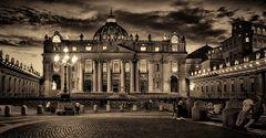 Basilica-San-Pietro - Roma -