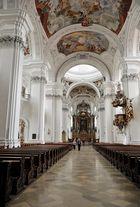 Basilica St. Martin & St. Oswald in Weingarten