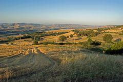Basilicata schöne Landschaft