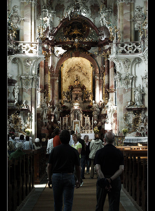 Basilika Birnau am Bodensee