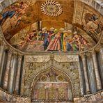 Basilika di San Marco - Venezia -