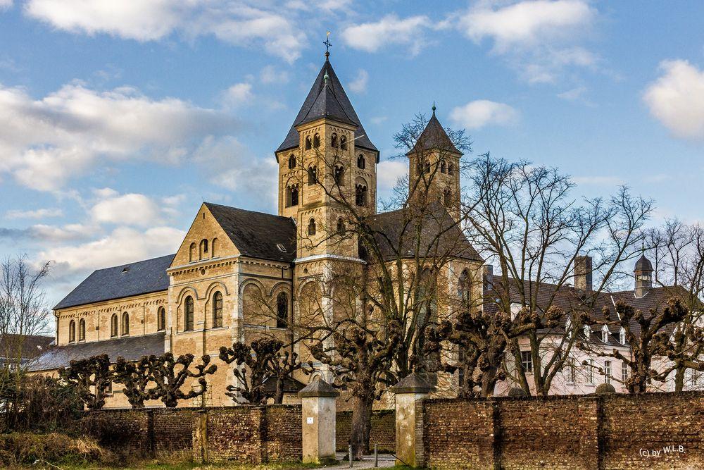 Basilika im Kloster Knechtsteden