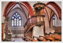 Basilika in Bingen II