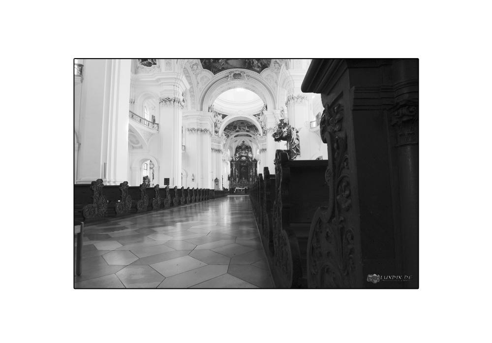 Basilika Kontraste