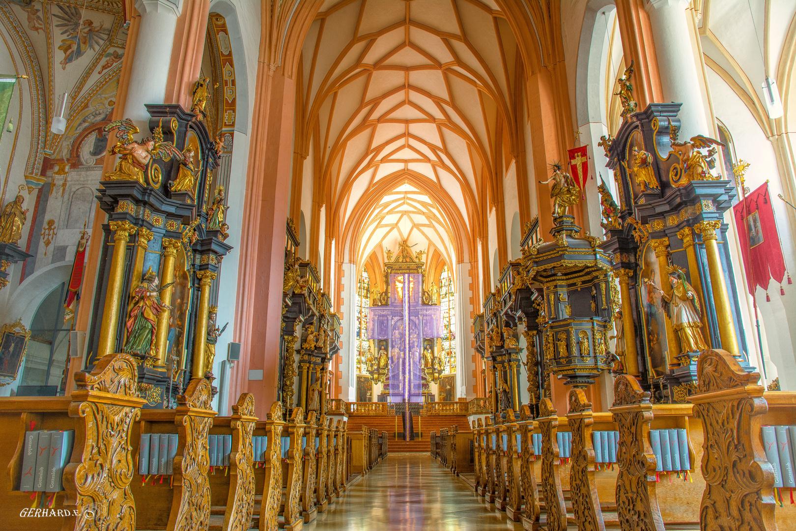Basilika Mondsee 2