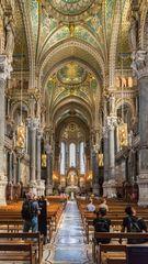 """Basilika """"Notre-Dame de Fourvière"""""""