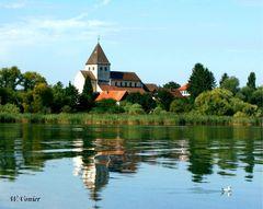 Basilika Sankt Georg auf der Insel Reichenau