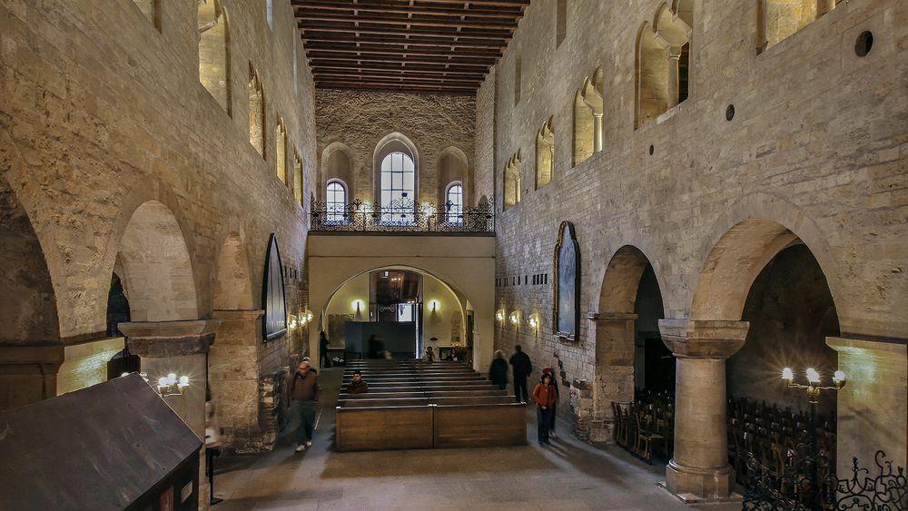BASILIKA SANKT GEORG - Prager Burg  (2)