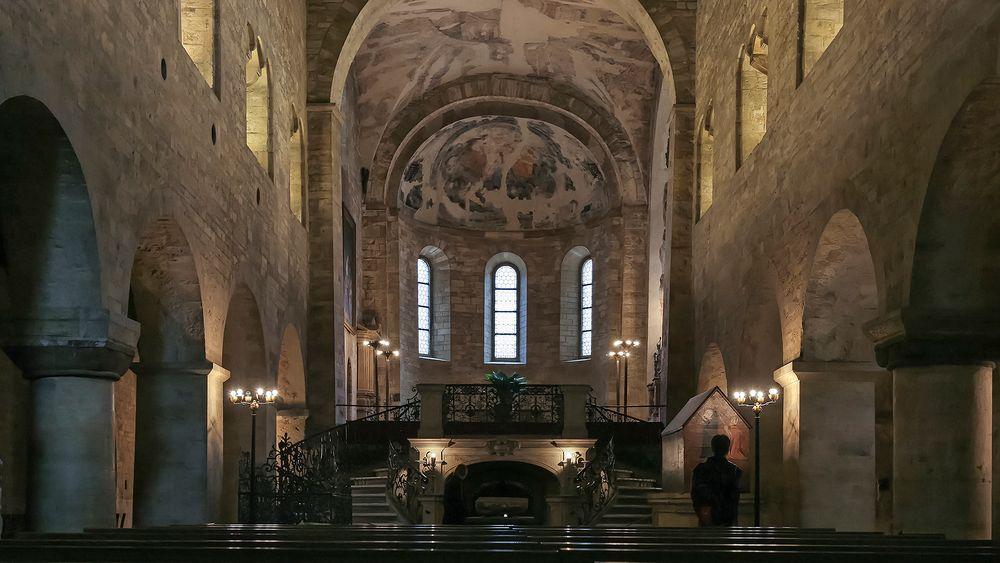 BASILIKA SANKT GEORG - Prager Burg
