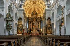 "Basilika St. Anna  - Altötting "" Gott zu Gefallen... """