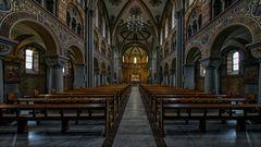 """Basilika St. Cäcilia - Hildesheim/Harsum """" Gott zu Gefallen..."""""""
